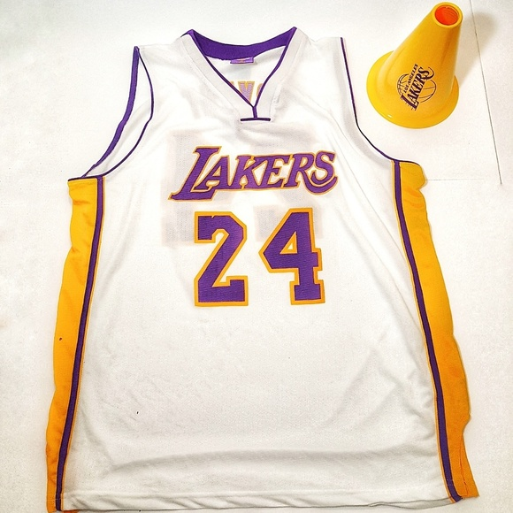 a04e008ef8c Lakers Other - Kobe Bryant   24 Jersey Links Marketing Group XL